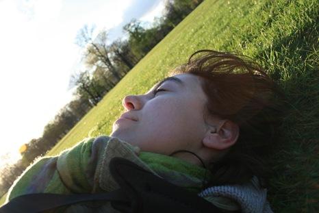 sueños en Hyde Park