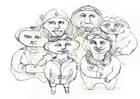 amvelandia_boceto grupo
